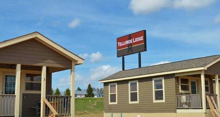 Telluride Lodge Exterior
